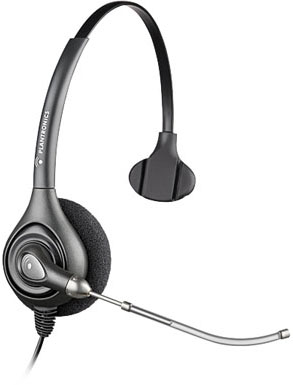 HW251 Plantronics Corded Headset