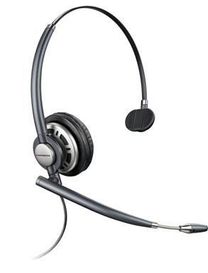 HW291N Plantronics Corded Headset